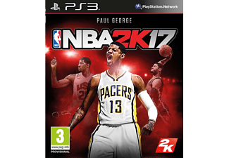 ARAL NBA 2K17 PlayStation 3