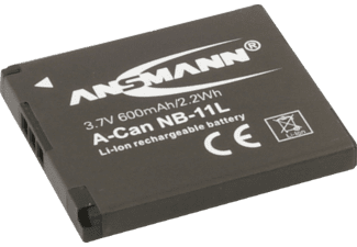 ANSMANN A-Can NB 11 L   , Li-Ion, 600 mAh