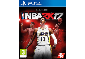 ARAL NBA 2K17 PlayStation 4