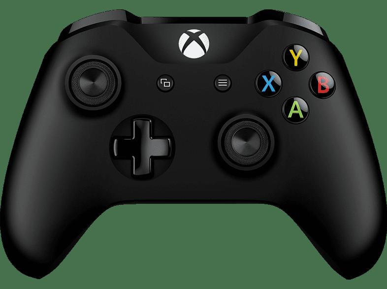 MICROSOFT Xbox Wireless Controller Black gaming απογείωσε την gaming εμπειρία αξεσουάρ xbox one