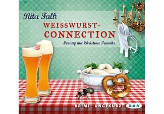 Rita Falk - Weißwurstconnection - (CD)