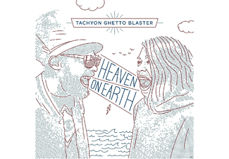Tachyon Ghetto Blaster - Heaven On Earth [CD]