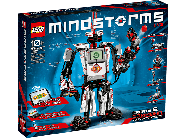 LEGO. MINDSTORMS® EV3 - (31313)  μουσική  ταινίες  βιβλία hobby   φωτογραφία μουσική  ταινίες  βιβλία επιτραπέζι