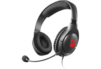 CREATIVE, 70GH032000000, HS-810 SB Blaze Gaming Headset, Gaming-Headset, Schwarz