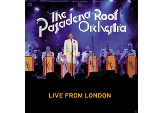 The Pasadena Roof Orchestra - Live From London [CD]