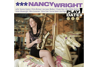 Nancy Wright - Playdate! [CD]