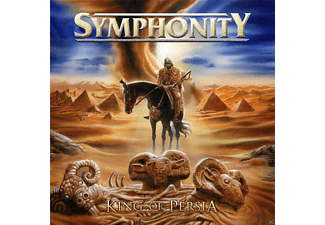 Symphonity - King Of Persia [CD]