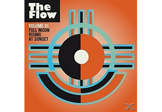 VARIOUS - The Flow Vol.1: Full Moon Ris - (CD)