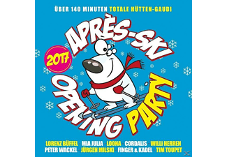 VARIOUS - Apres Ski Opening Party 2017 - (CD)