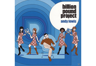 Andy Lewis - Billion Pound Project - (CD)