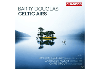 Barry Douglas, Eimear McGeowin, Catriona McKay, Chris Stout - Celtic Airs - (CD)