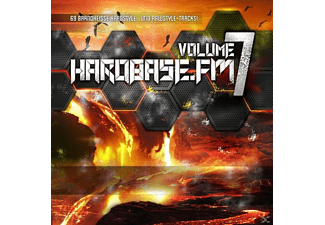 VARIOUS - HardBase.FM Volume Seven! [CD]