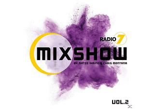 VARIOUS - Radio 7 Mixshow Vol.2 & Ihring,Matze) - (CD)