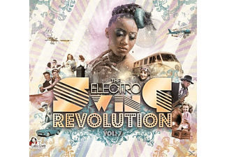VARIOUS - The Electro Swing Revolution Vol.7 [CD]