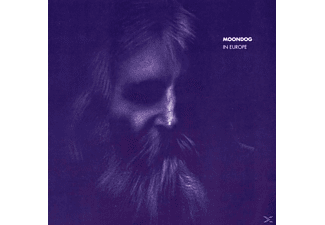 Moondog - In Europe [CD]