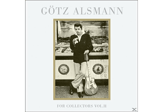 Götz Alsmann - FOR COLLECTORS 2 -THE HOP AROUND - (CD)