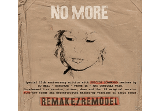 No More - Remake/Remodel (7 Videotracks) - (CD EXTRA/Enhanced)