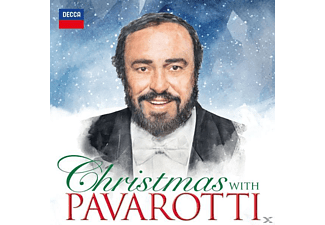 Luciano Pavarotti - Christmas With Pavarotti - (CD)