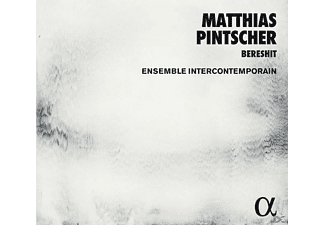 Matthias/ensemble Contemporain Pintscher - Bereshit/Uriel/Songs from Solomon's Garden - (CD)