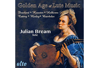 Julian Bream - Lute Music-The Golden Age - (CD)