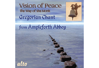 Die Mönche Der Ampleforth Abbey - Vision of Peace-Gregorian.Gesänge - (CD)