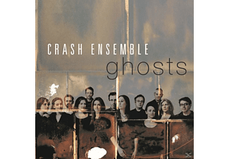 Crash Ensemble - Ghosts [CD]