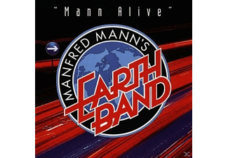 Manfred's Earth Band Mann - Mann Alive (New Version+4 MP3 Bonus Tracks) - (CD)
