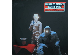 Manfred Mann's Earth Band - Somewhere In Africa (New Version+4 MP3 Tracks) - (CD)