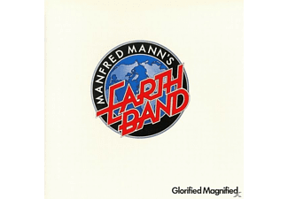 Manfred Mann's Earth Band - Glorified Magnified (New Version+4 MP3 Tracks) - (CD)
