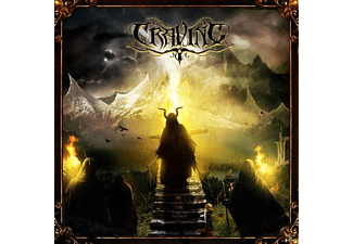 Craving - By The Storm - (CD)