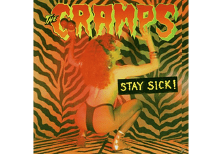 The Cramps - STAY SICK - (CD)