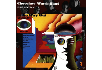 The Chocolate Watchband - No Way Out...Plus - (CD)