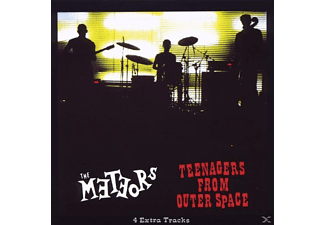 The Meteors - Teenagers From Outer Space - (CD)