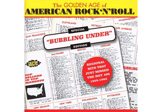 VARIOUS - Golden Age Of American R&R - (CD)