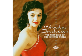Wanda Jackson - The Very Best of the Country Years - (CD)