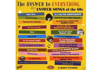 VARIOUS - Answer To Everything-60s Girl Answer Songs - (CD)