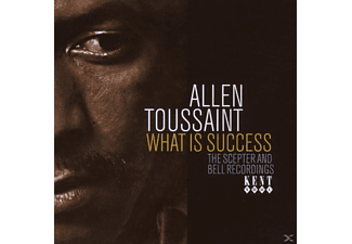 Allen Toussaint - What A Success-Scepter And Bell Recordings [CD]