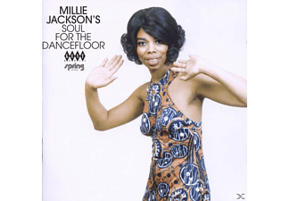 Millie Jackson - Soul For The Dancefloor - (CD)