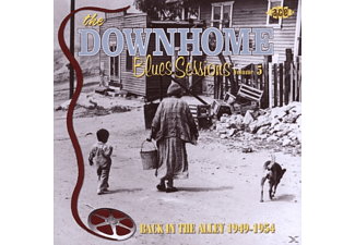 VARIOUS - Downhome Blues Sessions Vol.5 1949-1954 - (CD)