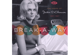 VARIOUS - Break-A-Way The Songs Of Jackie Deshannon 1961-67 - (CD)