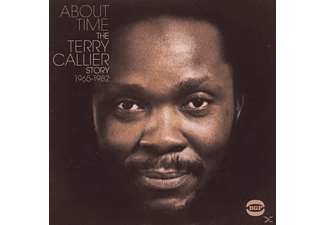 Terry Callier - About Time (1964-1980) - (CD)