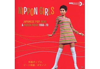 VARIOUS - Nippon Girls: Japanese Pop, Beat & Bossa Nova 1966-1970 [CD]