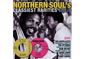 VARIOUS - Northern Soul's Classiest Rarities Vol.4 [CD]