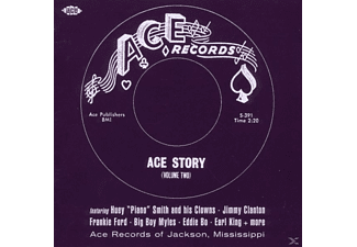 VARIOUS - Ace Story Vol.2 [CD]