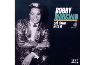 Bobby Marchan - Get Down With It-The Soul Sides 1963-67 [CD]