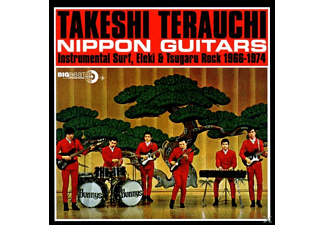 Takeshi Terauchi - Instrumental Surf, Eleki & Tsugaru Rock 1966-1974 [CD]