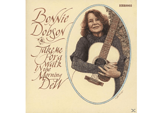 Bonnie Dobson - Take Me For A Walk In The Morning Dew [CD]