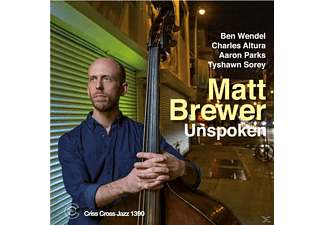 Matt Brewer - Unspoken - (CD)
