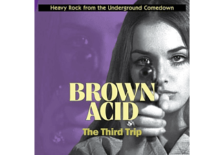 VARIOUS - Brown Acid: The Third Trip [CD]