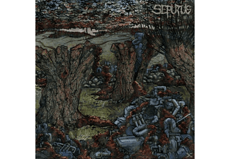 Seputus - Man Does Not Give [CD]
